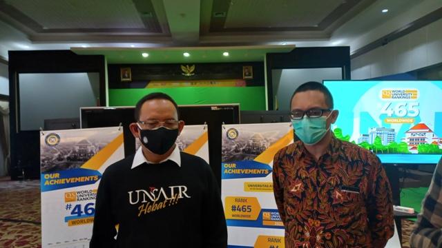 Vaksin Merah Putih Unair Surabaya Masuk Tahap Uji Klinis Bulan Juli