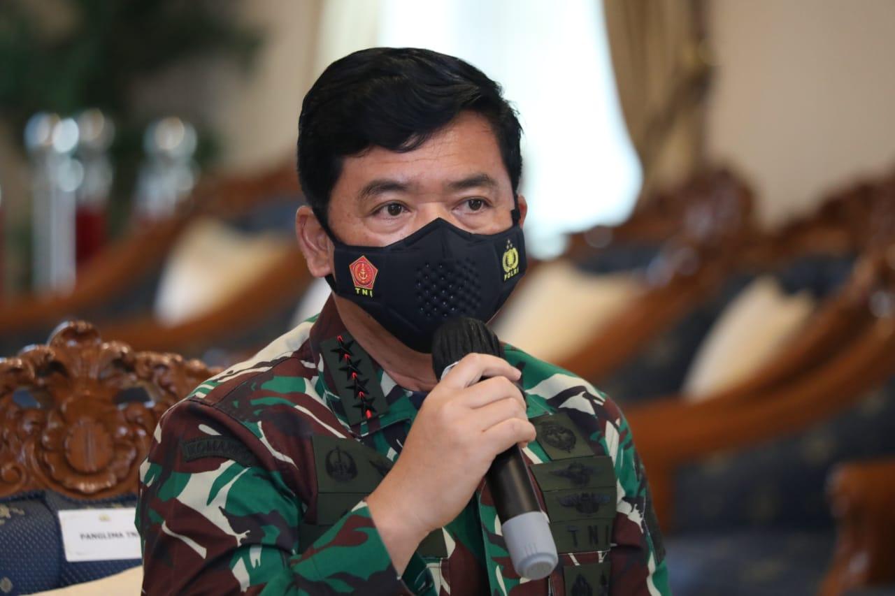 Lonjakan Covid-19 di Jakarta, Disikapi Panglima TNI