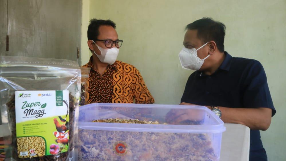Wakil Ketua Komisi B DPRD Surabaya Dukung Usaha Komintas Difabel