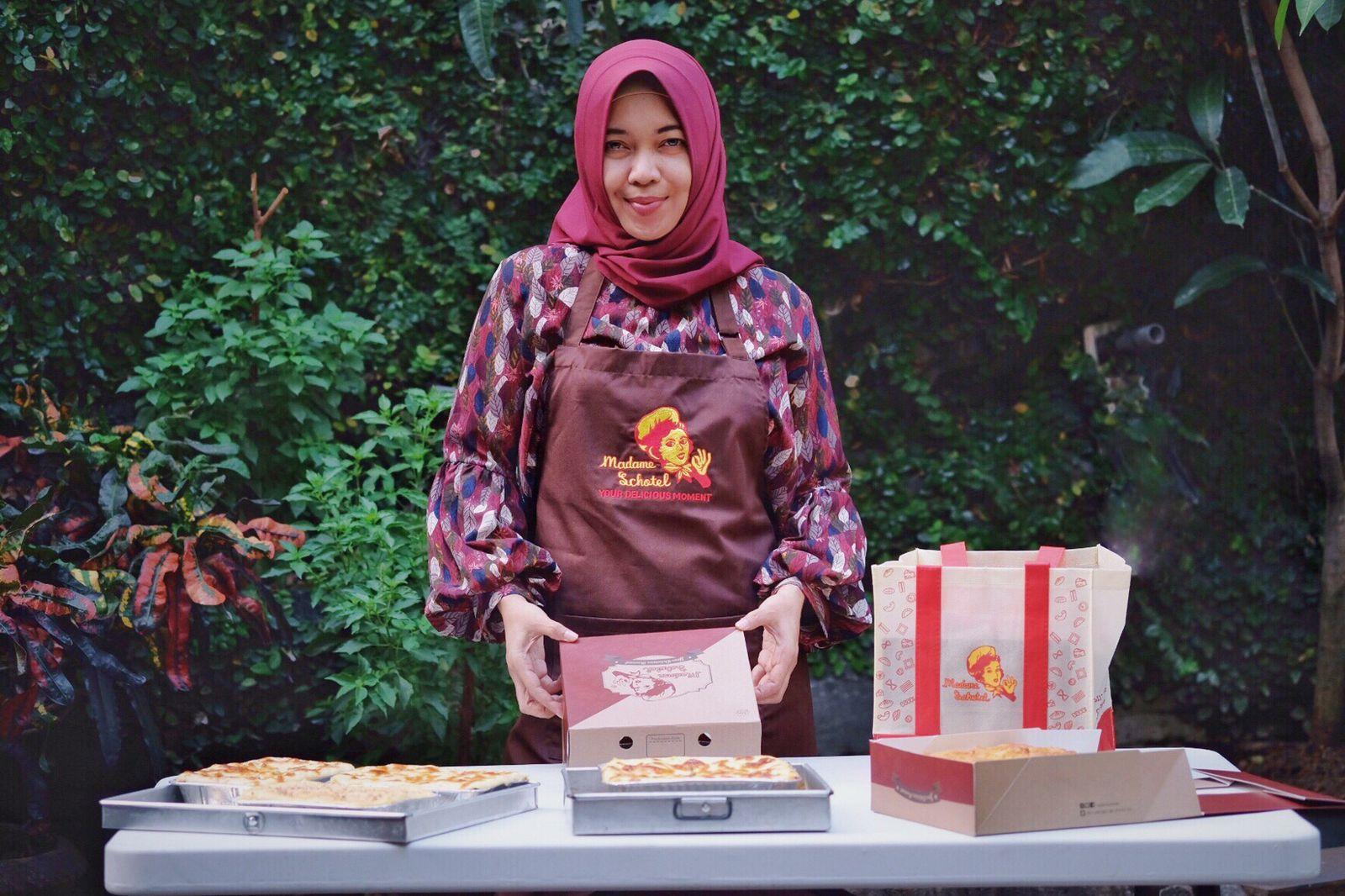 Irmaya Haryuni, Survival Kanker Payudara yang Sukses Tekuni Bisnis Macaroni Schotel