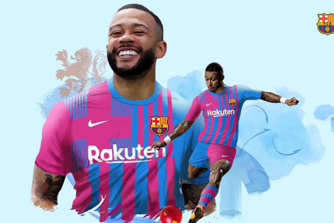 Memphis Depay (FCBarcelona.com)