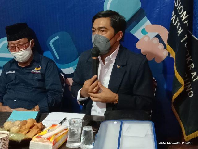 Panhis Resmi Laporkan Pansuslih dan DPRD Tulungagung ke Polisi dan Kejaksaan