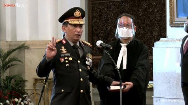 Ucapkan Selamat ke Kapolri Listyo Sigit, Ini Harapan Gubernur Jatim