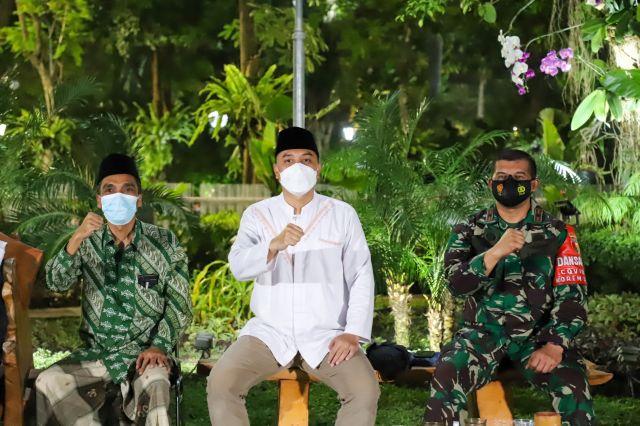 Eri Cahyadi: Shalat Idul Fitri Bisa Dilakukan di Masjid