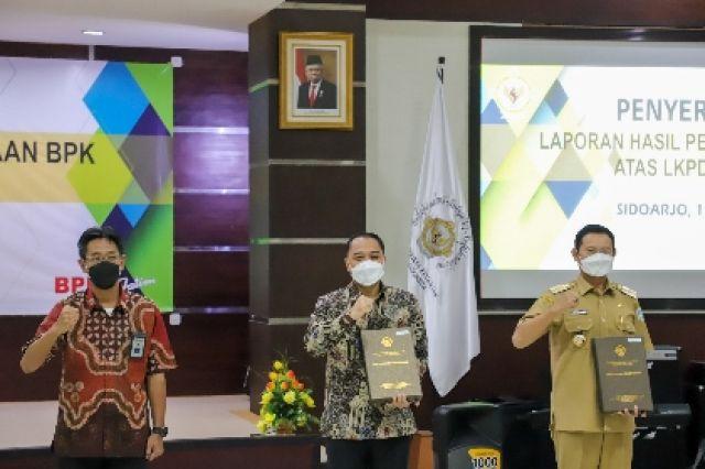 Pemkot Surabaya Pertahankan Opini WTP dari BPK 9 Kali Beruntun