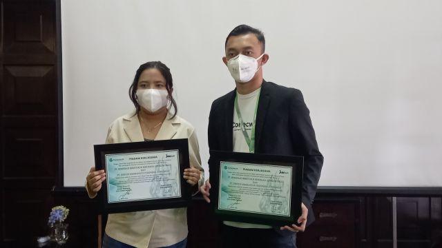 Kembangkan Ekosistem Entrepreneur Muda Surabaya, Conecworld Gandeng Jobhun.id