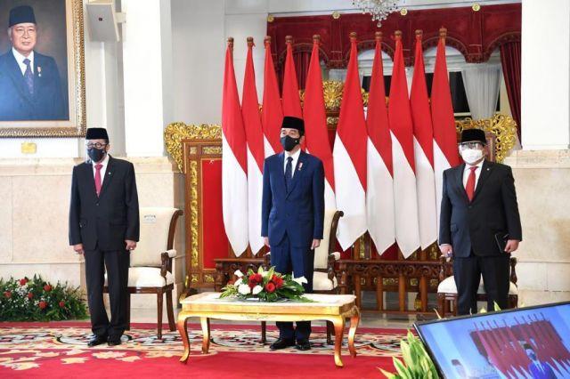 Transformasi Peradilan di MA Lebih Cepat, Ini Kata Jokowi