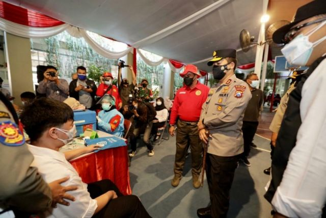 Kapolda Jatim: Pembukaan Mal hanya Berlaku di Surabaya Raya Saja
