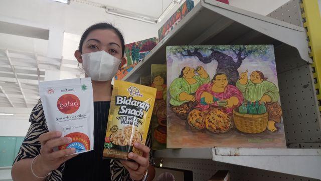 Jaring Pasar Internasional, Ay Jual Beli Segalanya Bantu UMKM Tawarkan Produk Lokal Indonesia