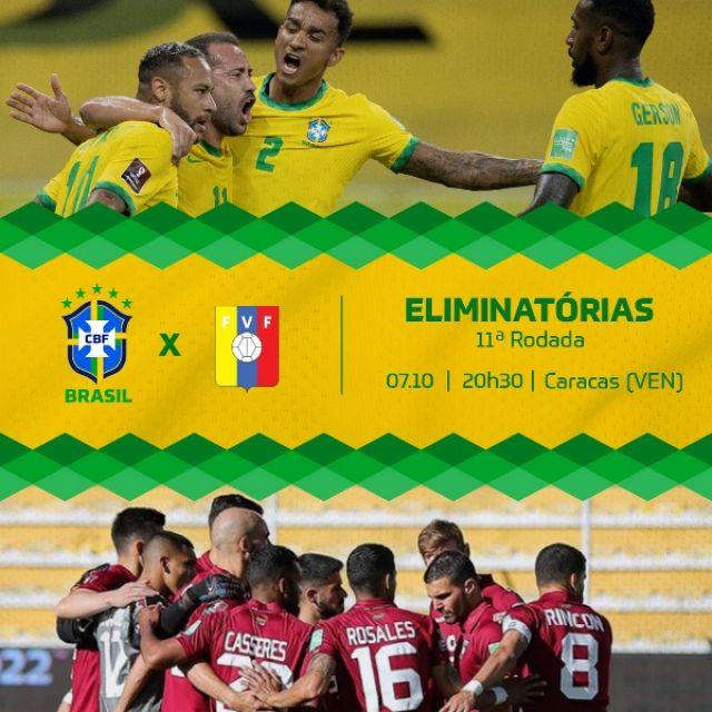 Prediksi Venezuela vs Brasil: Samba Berniat Dominasi Puncak Klasemen