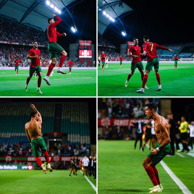 Prediksi Portugal vs Luksemburg: Cristiano Ronaldo Incar Kemenangan Kelima Beruntun