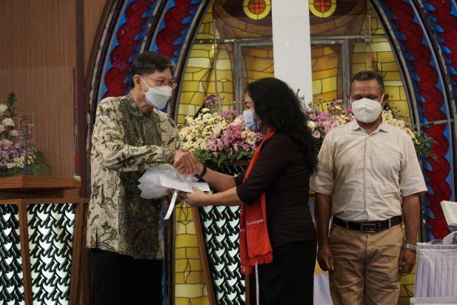 FOTO: Forum Rumah Bersama Surabaya Peringati 3 Tahun Bom Gereja