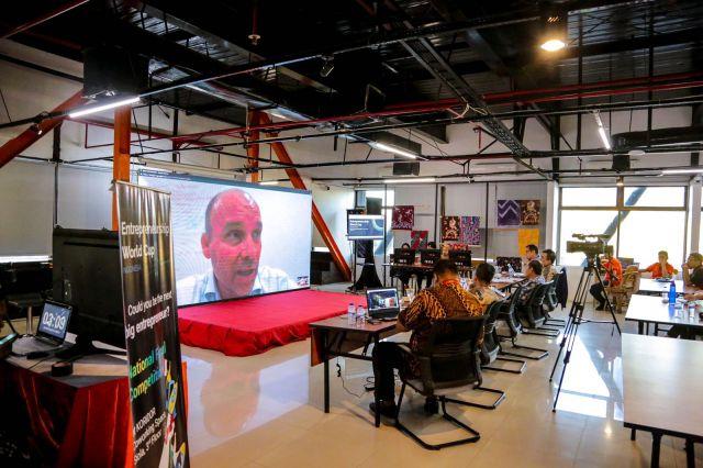 Road to Ignition, Gerakan Nasional 1000 Startup Digital Tahun 2021 sasar 2 Ribu Mahasiswa Surabaya