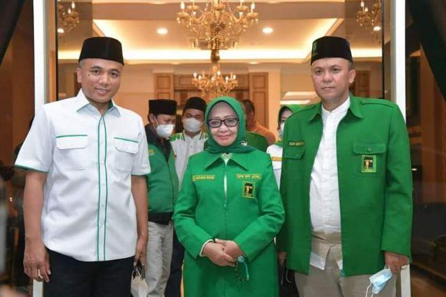 Bupati Jombang Mundjidah Wahab Resmi Nakhodai DPW PPP Jawa Timur