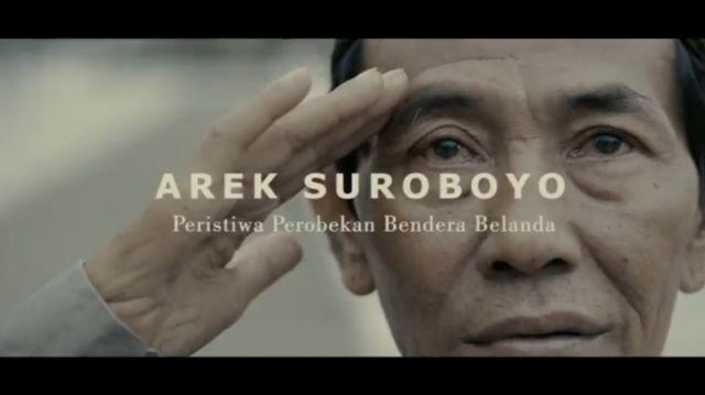 Film Arek Suroboyo: Perobekan Bendera di Hotel Yamato, Ditayangkan nanti Malam Pukul 19.00 WIB