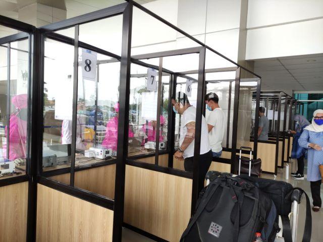 Calon Penumpang di Bandara Diimbau tak Hanya Gunakan GeNose