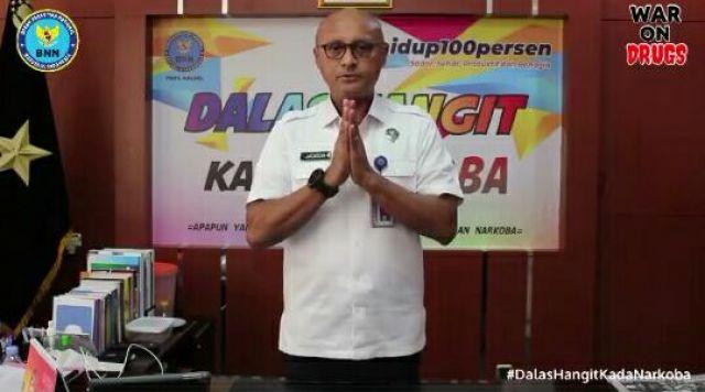 BNNP Kalsel : Marhaban Ya Ramadan, Selamat Menunaikan Ibadah Puasa