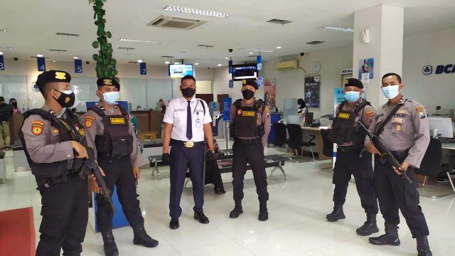 Antisipasi Kriminalitas, Polres Gresik Tingkatkan Patroli Ramadan