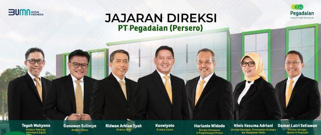 Menteri BUMN Tunjuk Ridwan Arbian Syah Jadi Direktur SDM Pegadaian