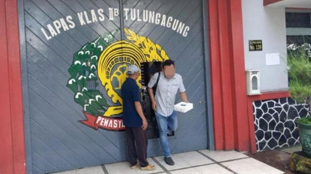 40 Warga Binaan Lapas Tulungagung Jadi Suspek Tubercolusis