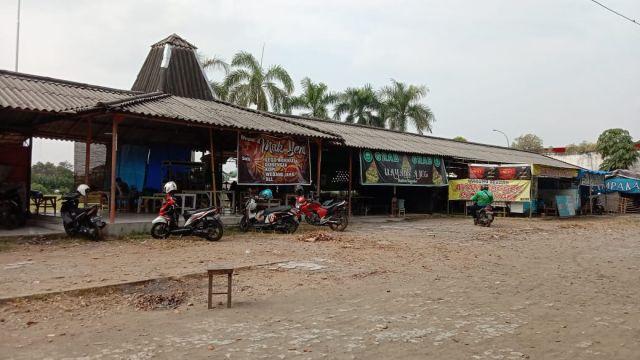 Sambut Pembangunan Jalan Tol, Pemkab Tulungagung Bangun Shelter Wisata