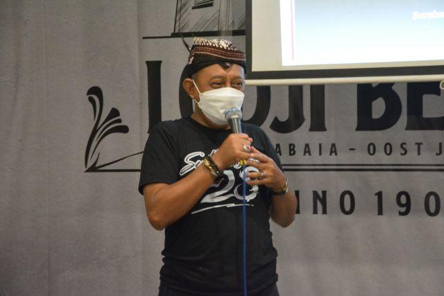 Ungkap Hari Jadi Surabaya Bukan 31 Mei, Armuji: Suroboyo Wong Kendel