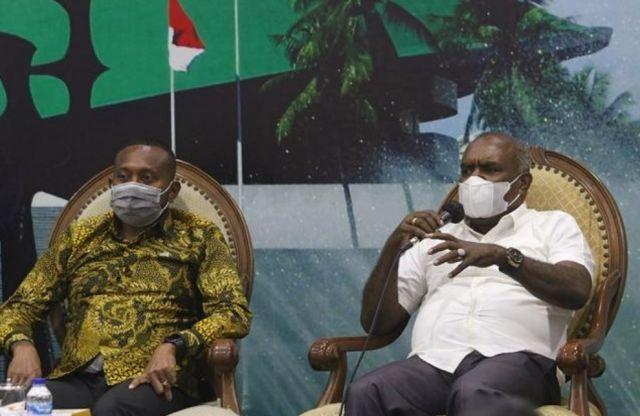 Bupati Merauke: Orang Papua Butuh Peningkatan Kesejahteraan