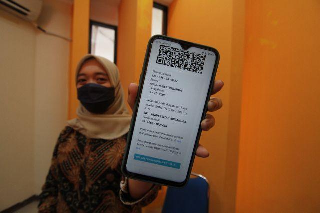 SBMPTN 2021, Unair Terima 2000 Siswa dari Seluruh Indonesia