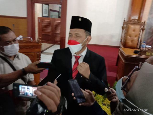 Ketua DPRD Tulungagung Marsono Tanggapi Santai Laporan NasDem