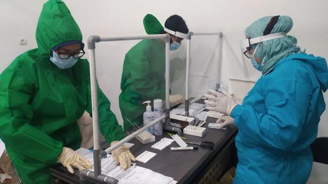 KAI Daop 8 Sediakan Layanan Rapid Test Antigen di Stasiun Surabaya