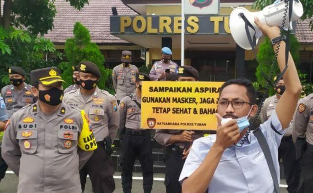 Wartawan Tuban Surati Kapolda Irjen Nico Afinta, Ini Tuntutannya