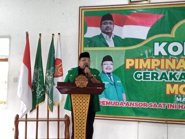GP Ansor Jombang harus Ciptakan Kemandirian dalam Kewirausahaan