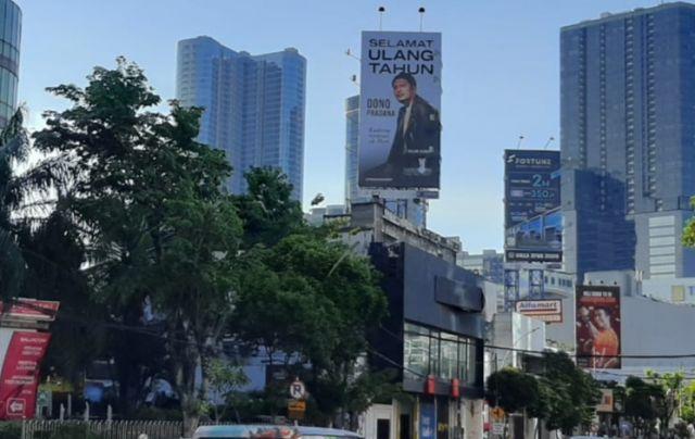 Viral Reklame Ucapan Ulang Tahun, Youtuber Dono Pradana: Guyon Larang