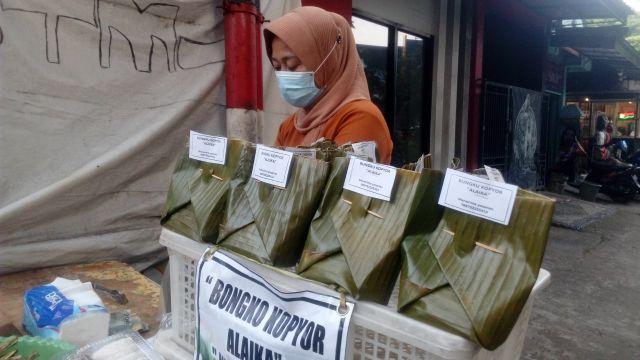 Bongko Kopyor, Kuliner Khas Gresik yang Muncul saat Ramadan