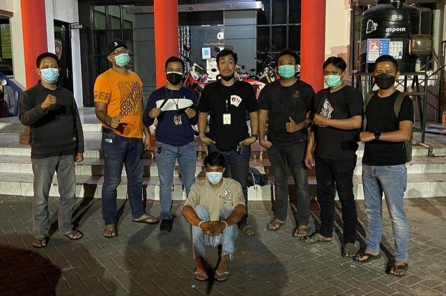 Berkat CCTV, Satu Dari Dua Pembunuh di Pasar Kapasan Tertangkap di Bangkalan