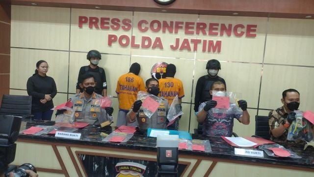 Karyawan di Surabaya Ini Bawa Kabur 7 Kg Emas yang bakal Dimurnikan, Perusahaannya Rugi hingga Rp6 Miliaran