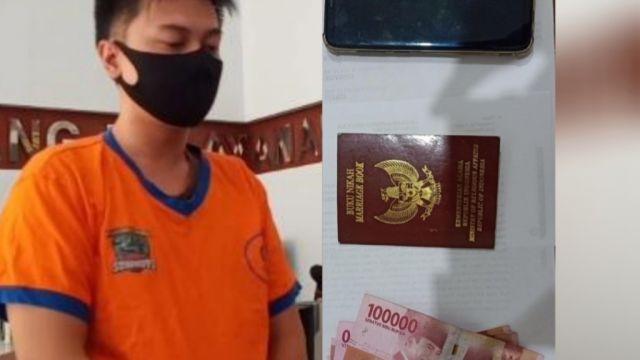Pria Surabaya Ini Jual Istrinya yang Hamil 9 Bulan Rp1 Juta untuk Threesome, Polisi: Sudah 7 Kali