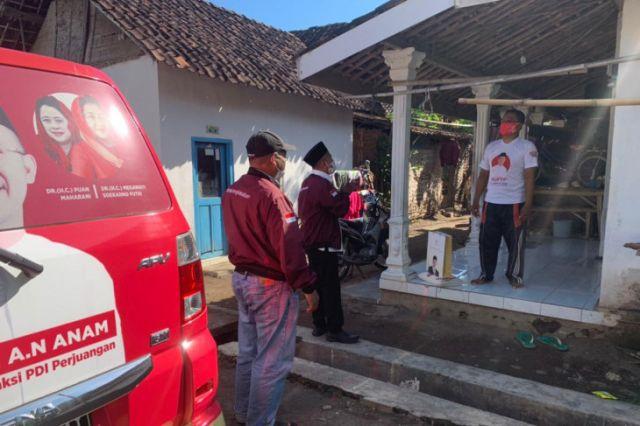 Anggota DPR RI Beri Bantuan Warga Jatim yang Isolasi Mandiri, Mufti Anam: Silahkan Hubungi Kami
