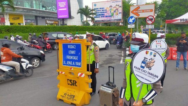 Sepanjang Pandemi Corona, Satgas Covid-19 Surabaya Jaring 24 Ribu Pelanggar Prokes