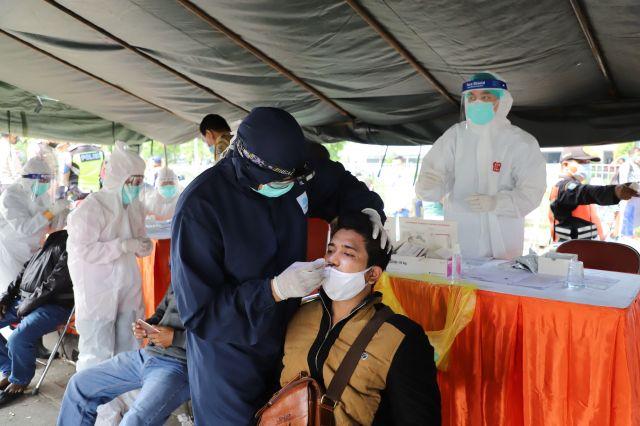 Varian Virus Mutasi Asal India Masuk di Jatim, 3 Orang Sudah Terpapar