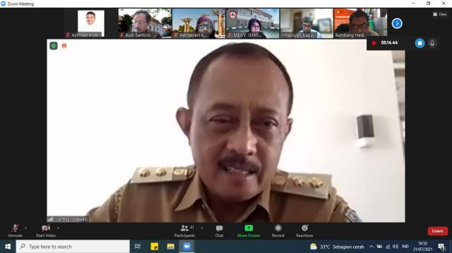 Pemkot Surabaya Usul Percepatan Rekrutmen Relawan Nakes ke Kementerian Kesehatan