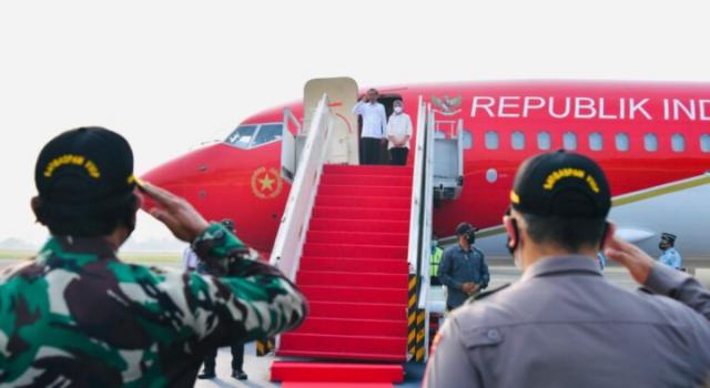 Presiden bakal Resmikan sejumlah Infrastruktur, Ini Agenda Lengkap Jokowi di NTT