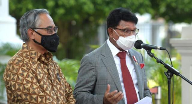 Pemerintah bakal Tempuh Kebijakan Moratorium Penerbitan Izin Pinjol