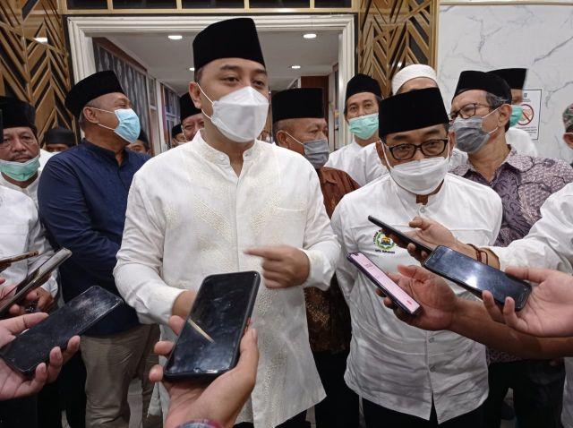 COVID-19 Hantui Mudik Lebaran, Surabaya Fokus pada Pendatang Luar