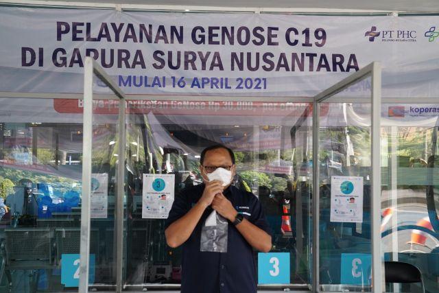 Pelabuhan Tanjung Perak Sediakan Layanan Ge-Nose, Segini Tarifnya