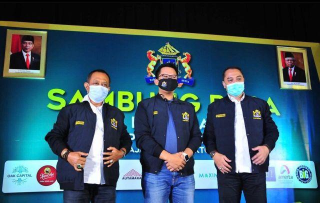 Kadin Surabaya Galang Solidaritas hadapi COVID-19: DNA Pengusaha Surabaya adalah DNA Pahlawan