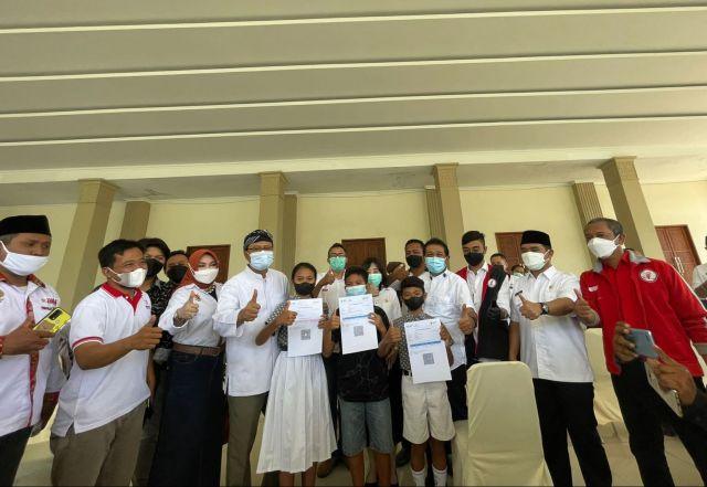 Tanggapan Gus Ipul terkait dukungan dari anak-anak muda untuk percepatan Vaksin di Kota Pasuruan