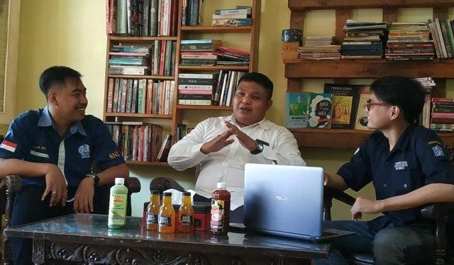 Dialog Daring bersama Purna Prakarya Muda Indonesia Surabaya, Achmad Hidayat sebut Eri-Armuji Gagas Kebijakan Pro Pemuda