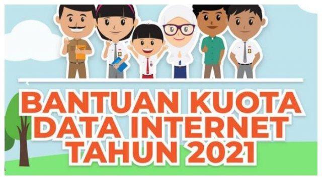 Link Subsidi Pulsa Rp250 Ribu dan Kuota Internet 75 GB dari Kemendikbud Periode Desember 2021, Cek Faktanya!