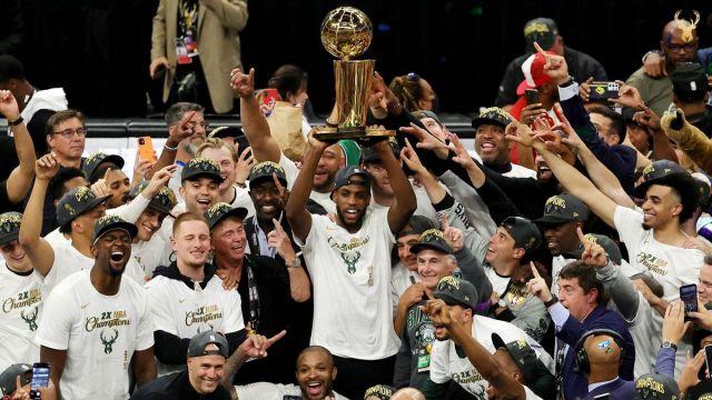 Karena 5 Hal Ini Milwaukee Bucks Juara NBA 2021 Mengalahkan Phoenix Suns 105-98 di Final Game ke-6